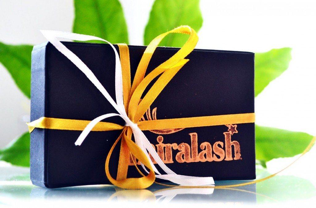 Miralash eingepackt versendet