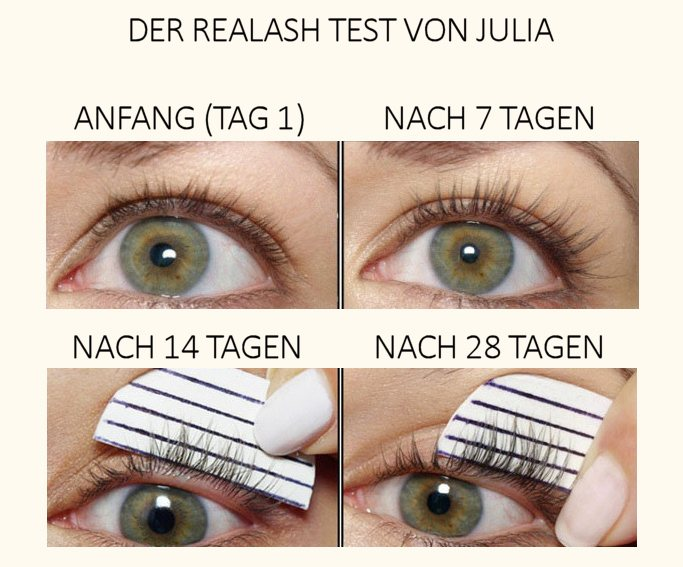 Realash Erfahrung von Julia